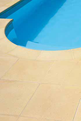 Бортовой (копинговый) камень серия SAHARA - изображение 3