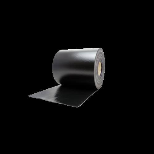Разметка для дорожек, черная, полоса 25 m x 0,25 m