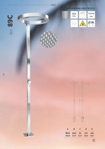Душевая стойка 89C - изображение 2
