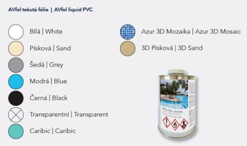 Жидкий ПВХ для швов AVfol - изображение 2