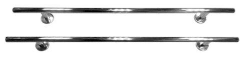 Поручень прямой пристенный Ø 32