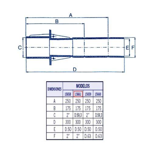 Закладной элемент для прожектора Mini - изображение 2