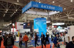 Мы на выставке Акватерм Киев 2021