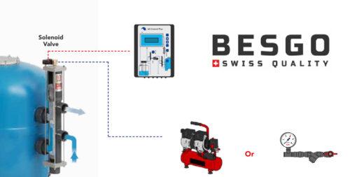BESGO — интеллектуальная автоматическая управление работой фильтра - изображение 4
