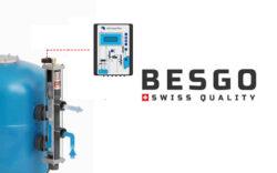 BESGO — интеллектуальная автоматическая управление работой фильтра