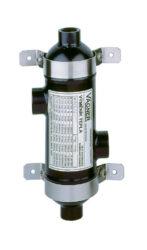 Теплообменник OVB 13кВт трубчатый