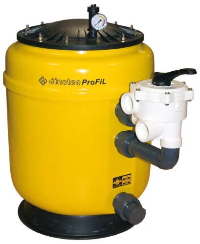 Фильтровальное оборудование серии ProFil S