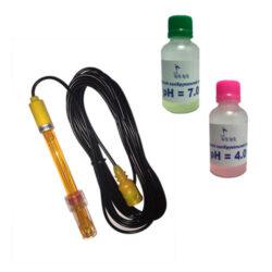 Держатель электрода с фильтром грубой очистки