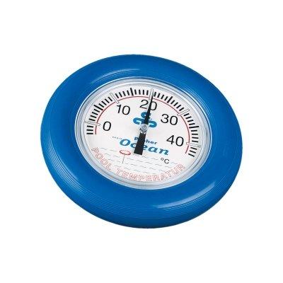 Термометр с резиновым обручем, диаметр 18 см, Peraqua серия Ocean - изображение 2